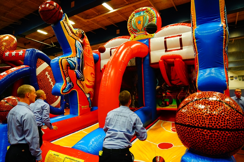 Inflatables And Games For Rent