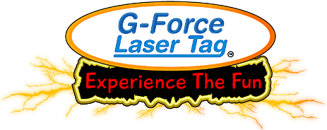 G-Force Laser Tag logo