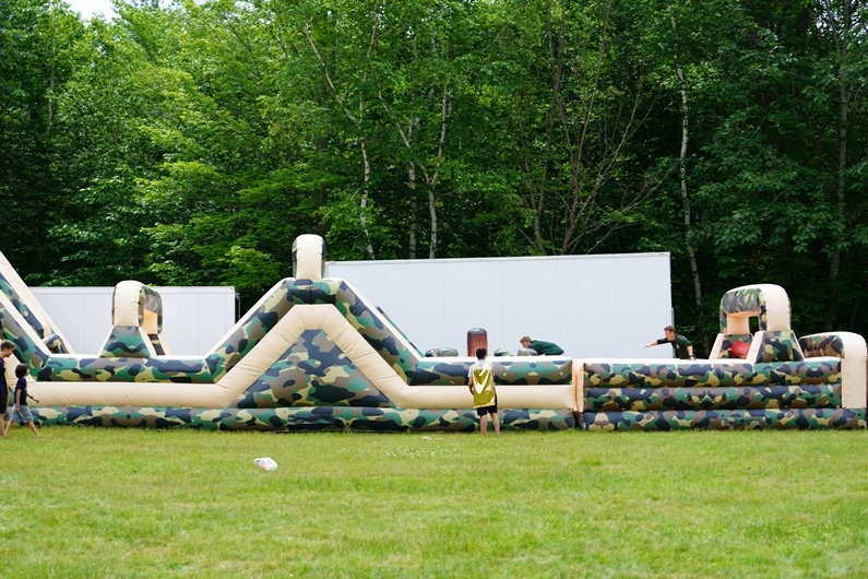 Obstacle Course 6